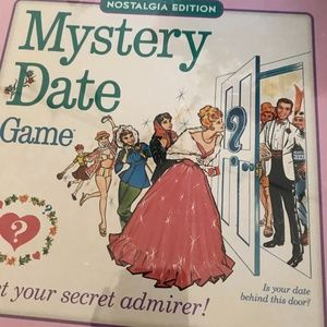 Before Online Dating there was Mystery Date!